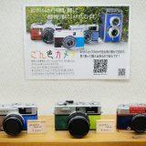 ごん色カメラさんのリメイクフィルムカメラ新色届きました!