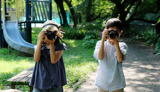 夏休み特別企画キッズハッピーフォトレッスン「あつまれ!キッズカメラマン!」第1日目開催しました~